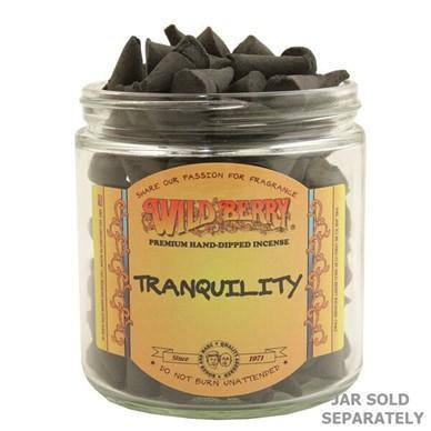 Tranquility  - Wildberry Incense Cone