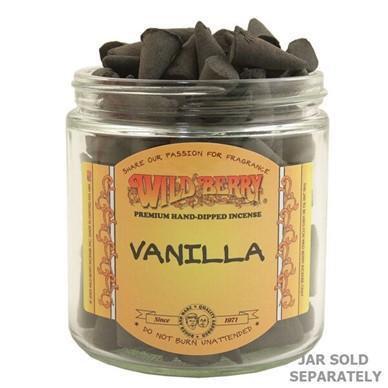 Vanilla  - Wildberry Incense Cone