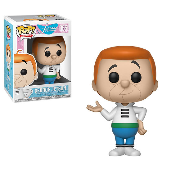 Funko POP! Animation The Jetsons George Jetson 365