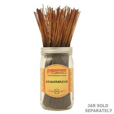 Gingerbread - Wild Berry Incense 11""