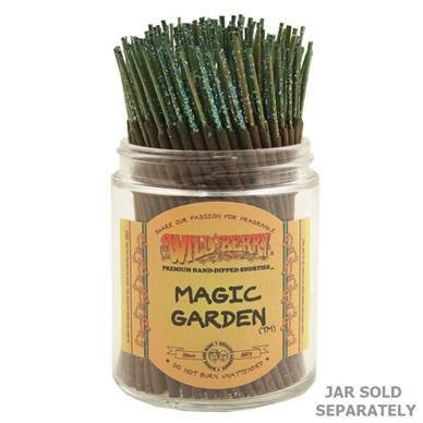 Magic Garden - Wild Berry Incense Shorties