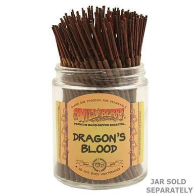Dragons Blood - Wild Berry Incense Shorties