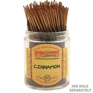 Cinnamon - Wild Berry Incense Shorties