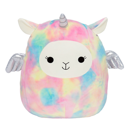 Squishmallow - Lucy-May The Llama Pegacorn