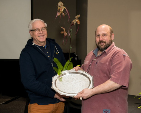 The Ratcliffe Platter 2019 - Best Professional Exhibit