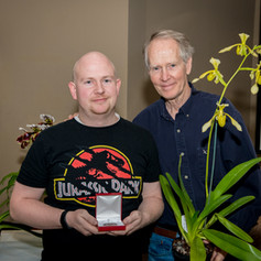 Ratcliffe Award 2020 - Best Multifloral Paphiopedilum