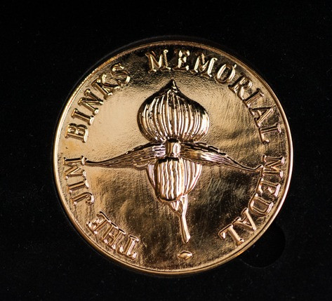 The Jim Binks Medal