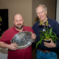 The Ratcliffe Platter 2020 - Best Professional Exhibit