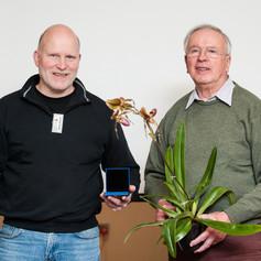 Ratcliffe Award 2018 - Best Multifloral Paphiopedilum