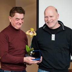 Ratcliffe Award 2018 - Best Paphiopedilum Primary Hybrid