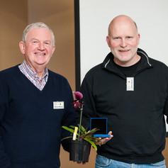 Ratcliffe Award 2018 - Best Novelty Paphiopedilum Hybrid