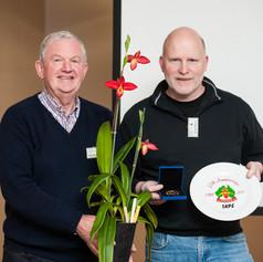 The Jim Binks Award Winner 2018