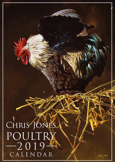 2019 Poultry Calendar