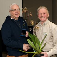 Ratcliffe Award 2019 - Best Multifloral Paphiopedilum
