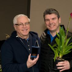 Ratcliffe Award 2019 - Best Phragmipedium Hybrid