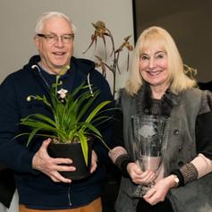 The Andy Phillips Vase 2019 - Best Phragmipedium Species