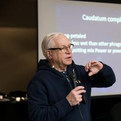 Jerry Fischer - BPS Winter Meeting 2019, Solihull