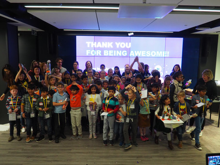 Kidovation powers 'Bring Your Child to Work Day'​ at Accenture