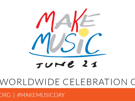 Make Music Day Brasil colocará 120 países para tocarem juntos!