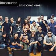 Band Couch Fabito Rafael Bittencourt