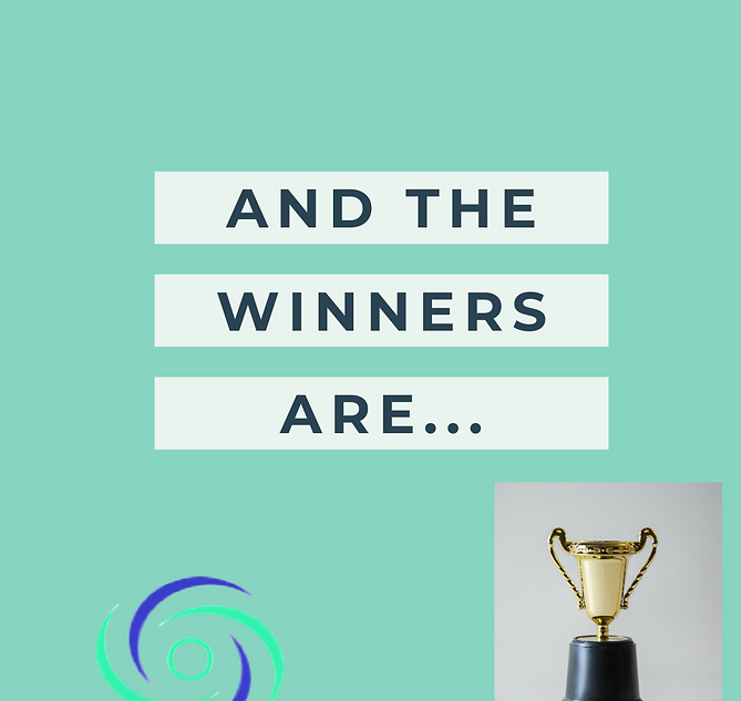 Turquoise Giveaway Winners Announcement