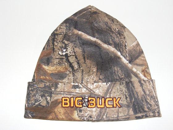 TUQUE TRICOT 12'' BIG BUCK /REALTREE
