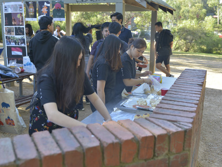 Welcoming BBQ!