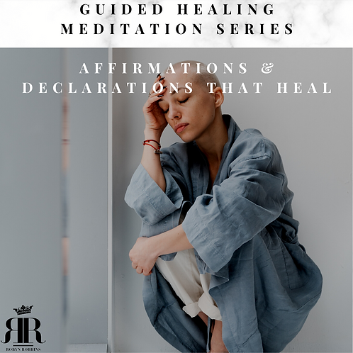 Affirmations & Declarations that Heal