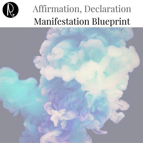 Affirmations, Declarations & Manifestation Teaching