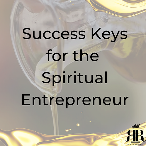 Success Keys for the Spiritual Entrepreneur Bundle