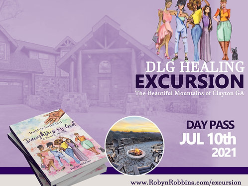 DLG Healing Excursion BFF Day Pass