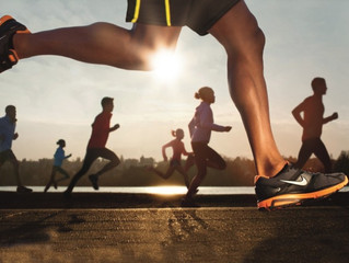 Qué puedo y qué no puedo comer antes de hacer Running
