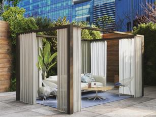 Summer Patio Enclosure