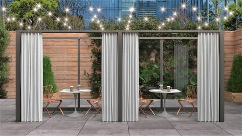 Patio Glass Enclosure