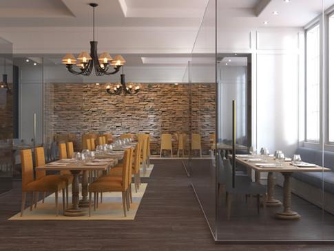 Restaurants during covid