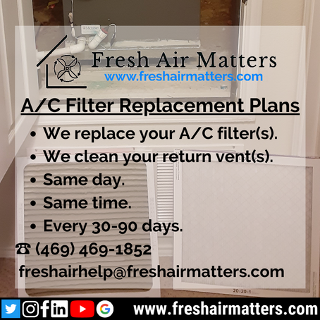 What is the most common reason for HVAC malfunction and poor indoor air quality?