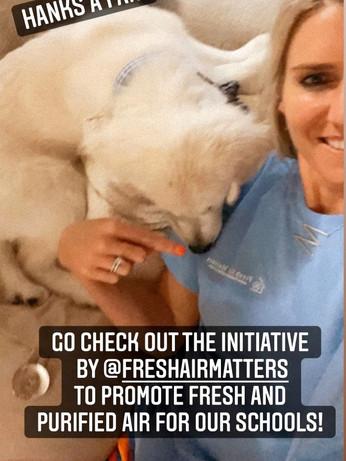 Fresh Air Matters - The Fresh Air Matters Initiative - @maggiedieter.realestate