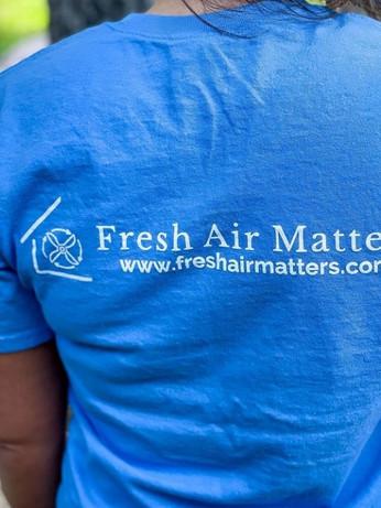 Fresh Air Matters - The Fresh Air Matters Initiative - @allyburson