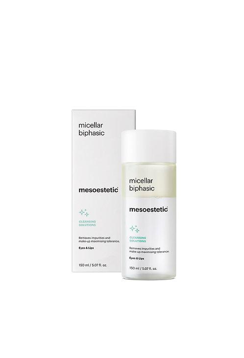 Micellar Biphasic make-up remover ogen/lippen