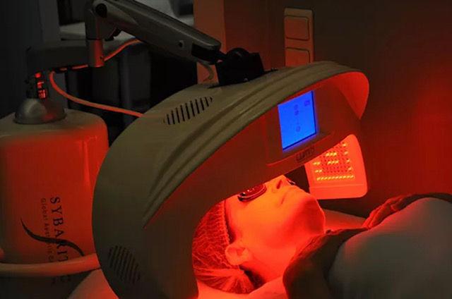 Huidverbetering dankzij Lumi8 LED licht