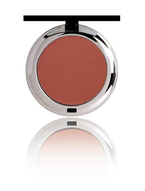 Compact Mineral Blush (10g) - Suede
