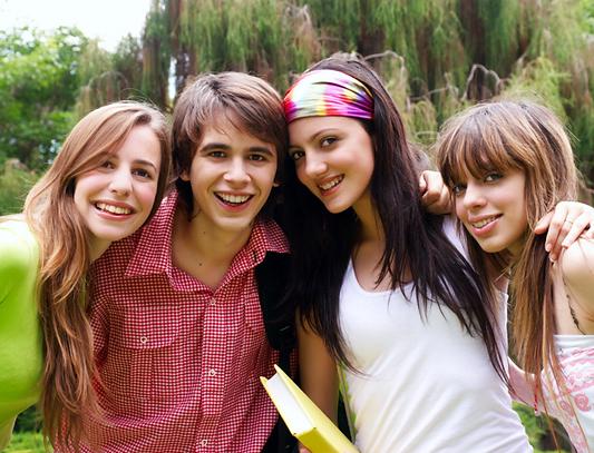 Teen Children Chakra Education