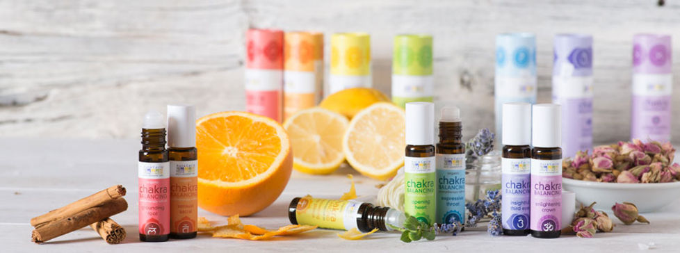 Use Essential Oils to Balance Each of the 7 Chakras
