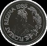1984 CenturEx Dollar (reverse).png