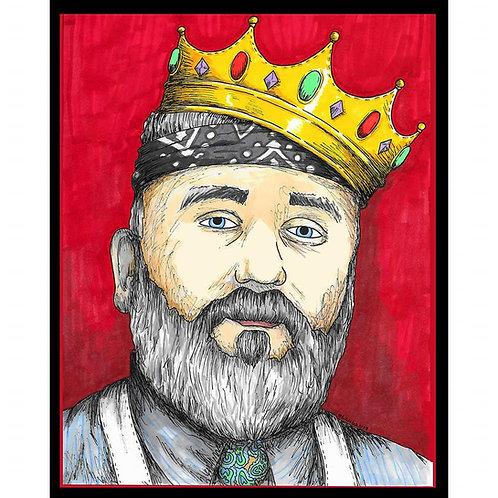 King Craiger Poster