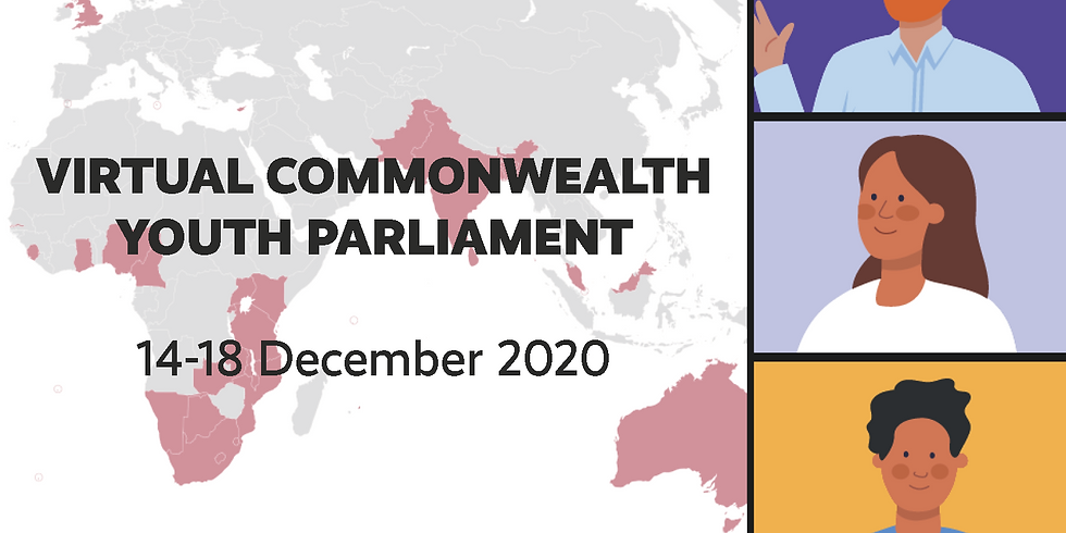 Applications Now Open for 11th Commonwealth Youth Parliament