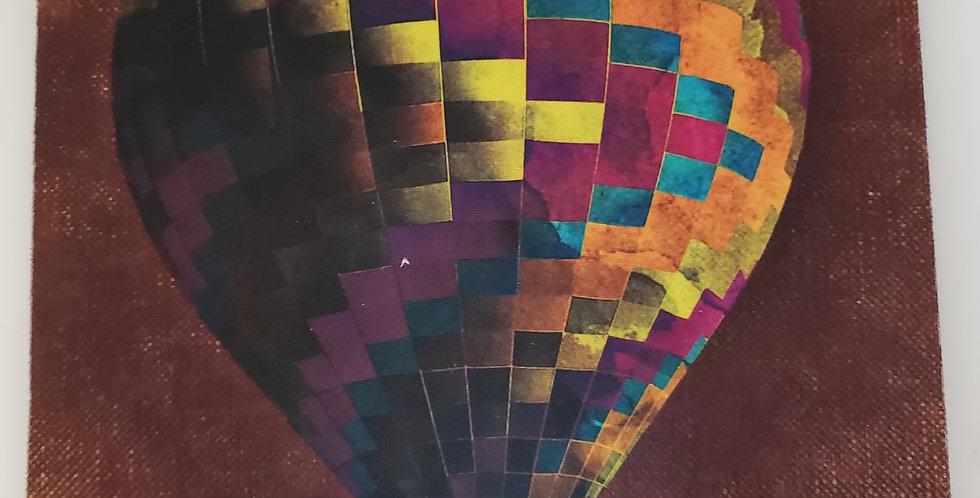 "Hot Air Balloon Mouse Pad ""1"