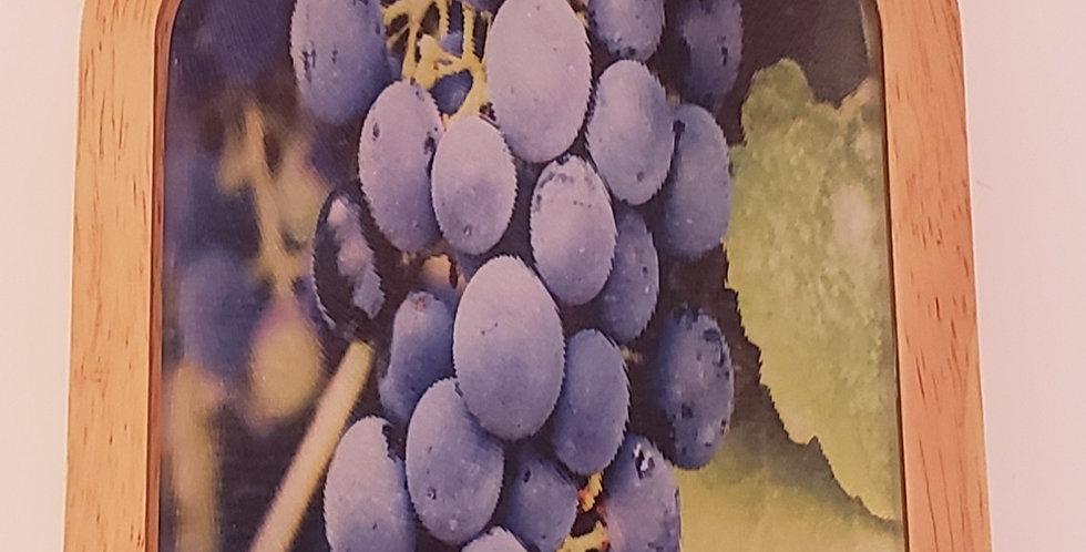 Purple Grapes Charcuterie