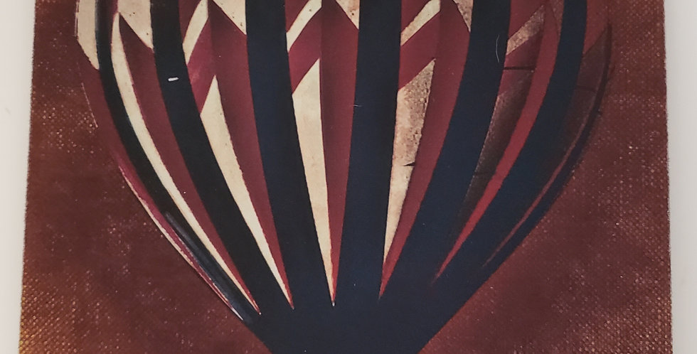 Hot Air Balloon Mouse Pad #2