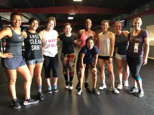 Strong women!